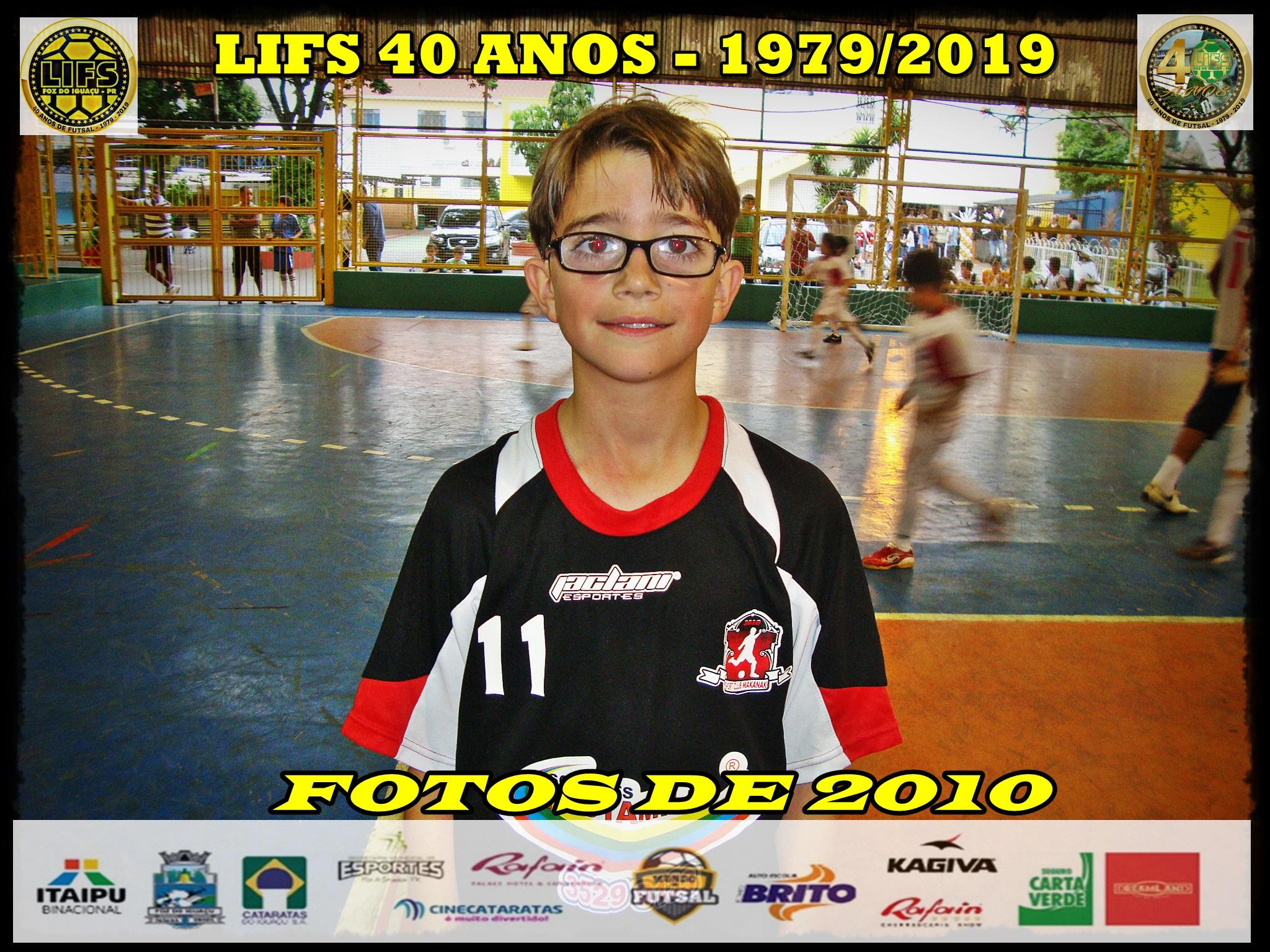 LIFS 40 ANOS